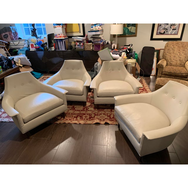 Modern Brigitte Chairs For Sale - Image 13 of 13