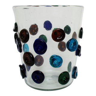 Glass Ice Bucket For Sale