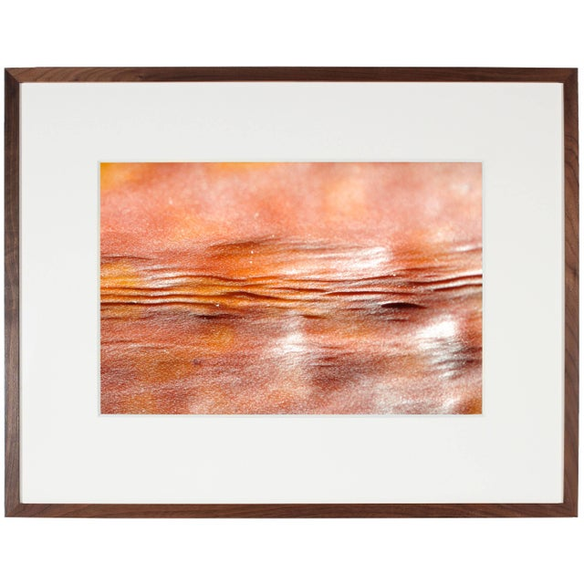 "Contemporary Gaétan Caron ""Impression: Soleil Couchant"" Mendocino Sunset Photograph, 2012 For Sale - Image 3 of 5"