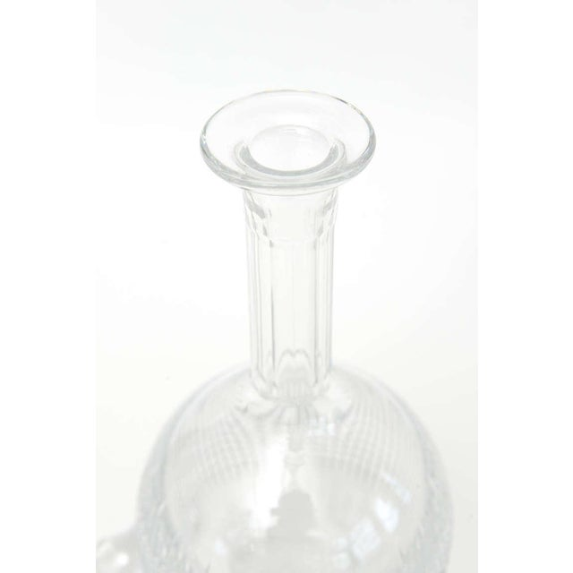 "Beautiful Baccarat ""Nancy"" Crystal Decanter/ SATURDAY SALE - Image 7 of 9"