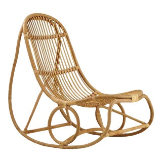 Nanna Ditzel Nanny Rocking Chair For Sale