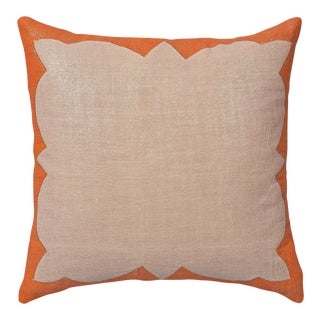 "Piper Collection Lava Linen ""Ashley"" Pillow"
