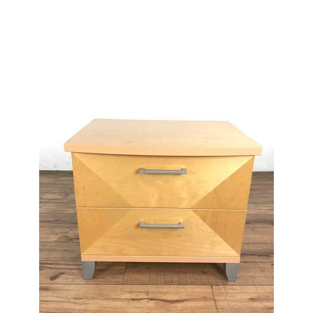 Alf Design Group Two-Drawer Night Stand For Sale - Image 9 of 9