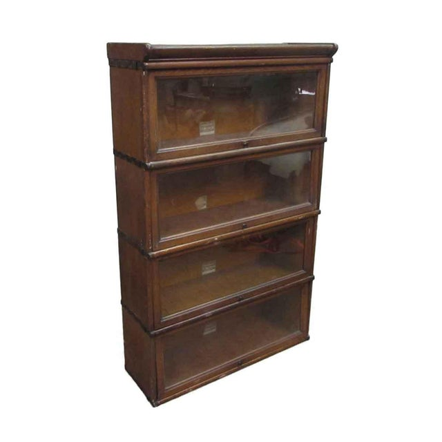 The Interchangeable Barrister Bookcase For Sale - Image 5 of 10
