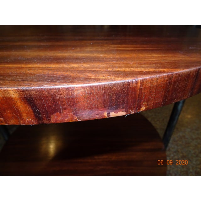 Art Deco French Side Table For Sale - Image 10 of 13