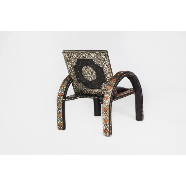 Islamic Marrakesh Chair For Sale - Image 3 of 4