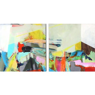"""Jazz Hands"" Original Artwork by Jodi Fuchs For Sale"