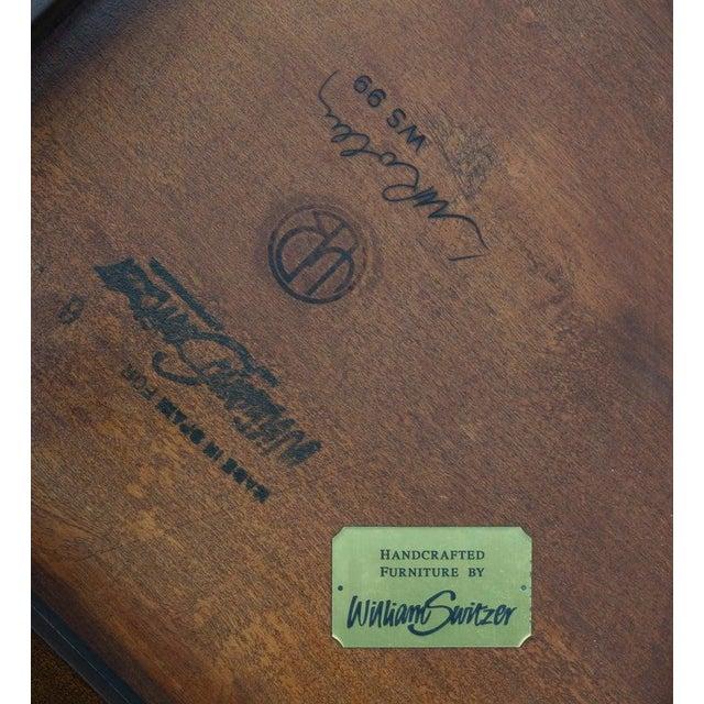 Art Deco Vintage Lucien Rollin for Switzer Center Table Art Deco Revival For Sale - Image 3 of 12