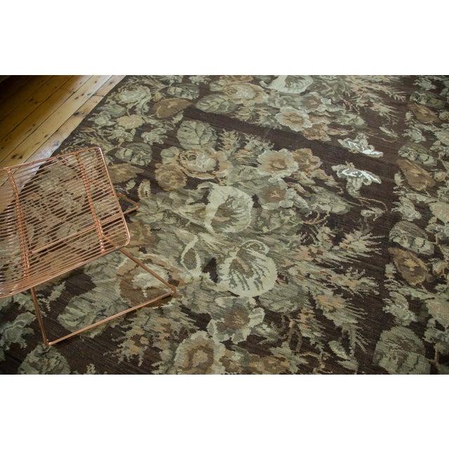 "Vintage Kilim Carpet - 7'8"" X 12'4"" - Image 3 of 8"