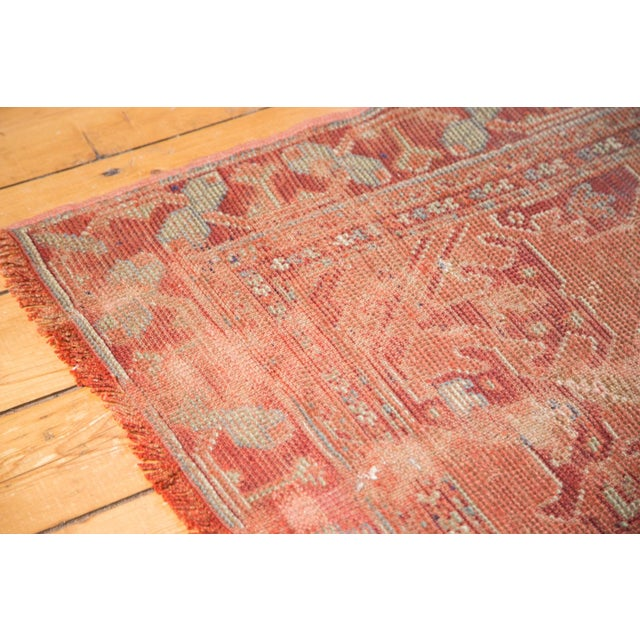 "Distressed Oushak Carpet - 5'4"" X 8' - Image 4 of 9"