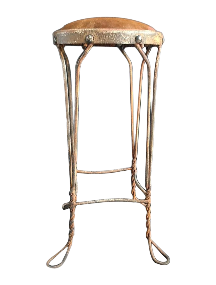 Vintage Counter Stool