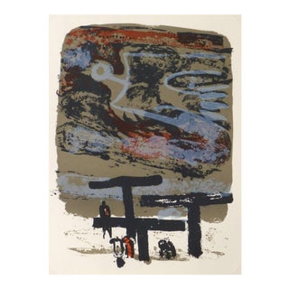 Paul Guiramand, French Abstract - Peace For Sale