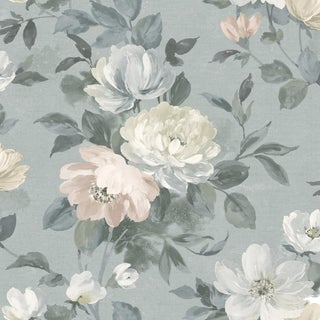 Peony Wallpaper by Borastapeter Wallpaper - This Is a Sample For Sale
