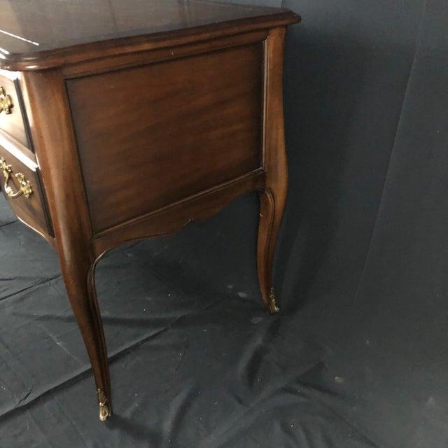 Kindel Furniture Kindel Louis XV Style Gilt Mounted Desk For Sale - Image 4 of 13