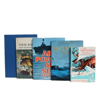 Life at Sea Coffee Table Gift Set(s/5) Preview