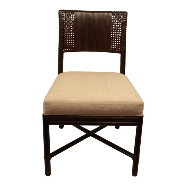 McGuire Alameda Dining Side Chair - Image 1 of 4