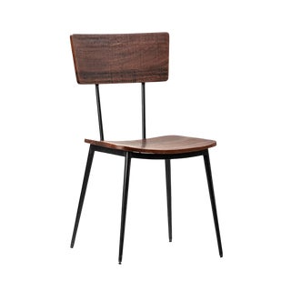 Acacia Wood Dining Chair