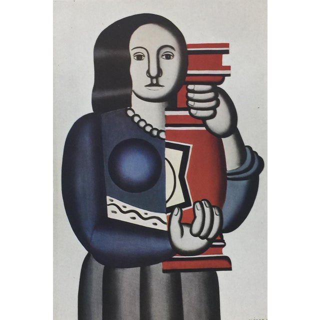 Fernand Léger 1948 Léger Portfolio of Lithographic Prints Book For Sale - Image 4 of 13