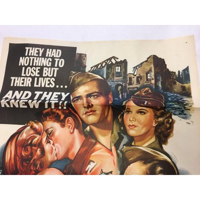 1952 Original Thunderbirds Movie Poster - Image 5 of 10
