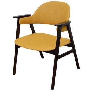 Mid-Century Modern Teak Arm Chair For Sale