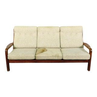 Danish Teak Sofa For Sale