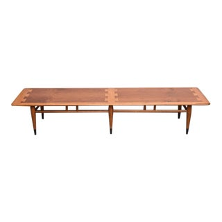 Extra Long Lane Acclaim Series Coffee Table, Usa, 1960s For Sale