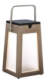 Image of Teak Outdoor Lanterns