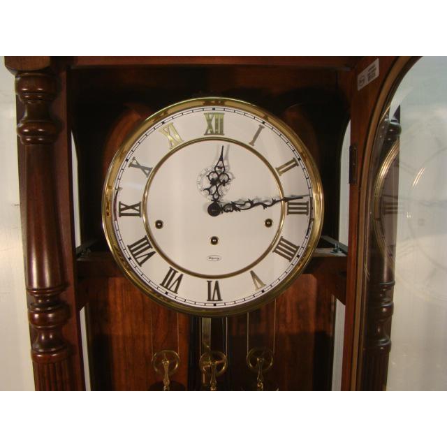 Ridgeway Cherry Grandfather Clock