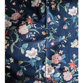 """Jay Yang - 96"""" Long ( 2 2/3 Yards ) X 54"""" Wide - Chintz Topical Flowers & Leaves Home Decor Fabric Preview"""