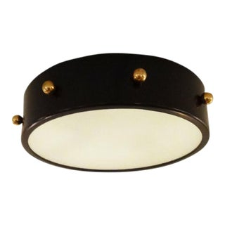 Studio Van den Akker Abbott Flush Mount Light Fixture For Sale
