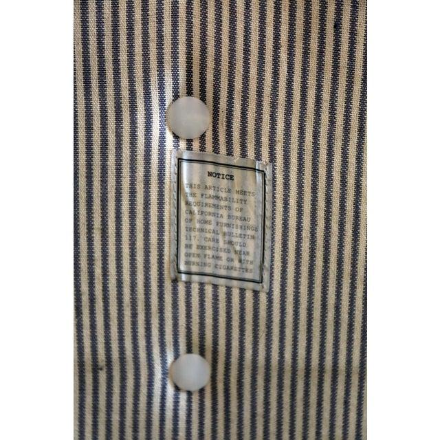 Vintage White Ligne Roset Togo Sofa Set Designed by Michel Ducaroy For Sale - Image 11 of 13