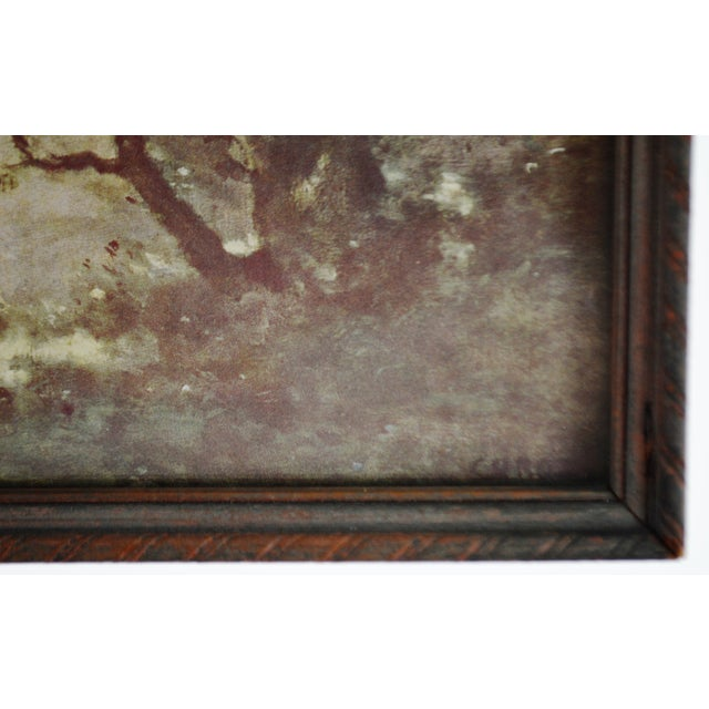 Jean Baptiste Camille Corot Framed Prints - A Pair For Sale - Image 5 of 10