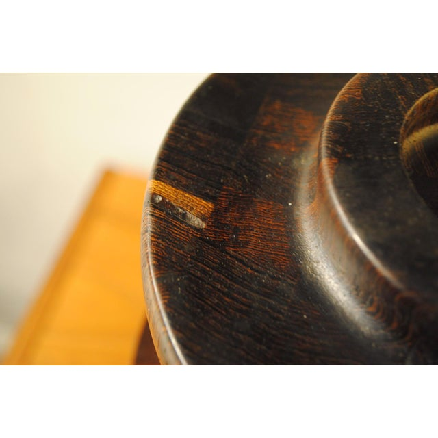 1960s Rare Dansk Wenge Wood Ice Bucket by Jens Quistgaard For Sale - Image 5 of 13