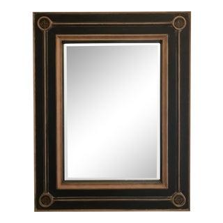 Patin Italia Trasimeno Carved Mirror For Sale