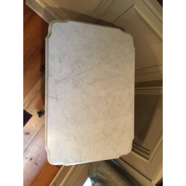 Eastlake Victorian Marble Top Table For Sale In New York - Image 6 of 7