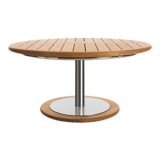"Summit Furniture Charter 54"" Round Dining Table For Sale"