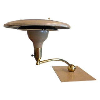 Wheeler Desk Lamp For Sale