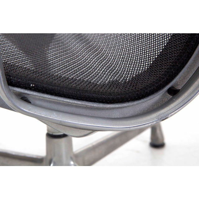 Charles and Ray Eames for Herman Miller Aluminum Group Lounge Chair For Sale - Image 9 of 13