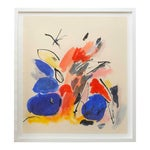 """""""Blue Notes No. 1"""" Print, Mark Frohman for Dde"""