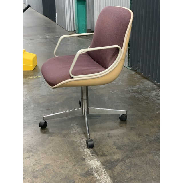 1970s 1970s Vintage Steelcase Office Chair For Sale - Image 5 of 7