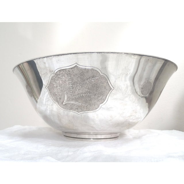 Four Seasons #155 Sterling Bowl, S. Kirk & Son - Image 6 of 9