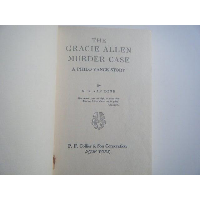 1930s Vintage Mystery Spiderweb Books - Set/3 - Image 7 of 7
