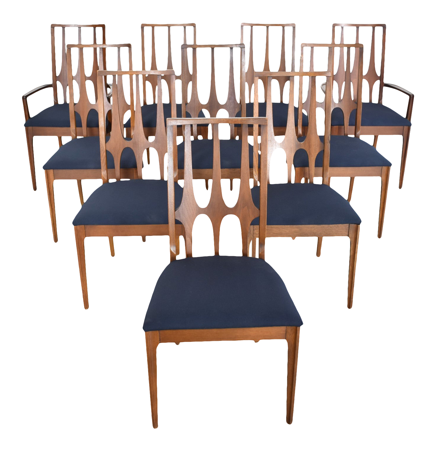classic back SIDE chairs SALE SALE SALE  price per chair Broyhill Brasilia