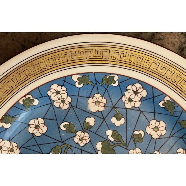 Late 19th Century 19th Century Wedgwood Blossom Plates - Set of 7 For Sale - Image 5 of 12
