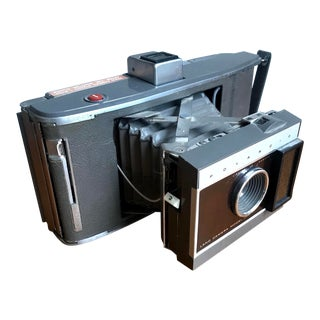 Polaroid Land Camera J66 For Sale