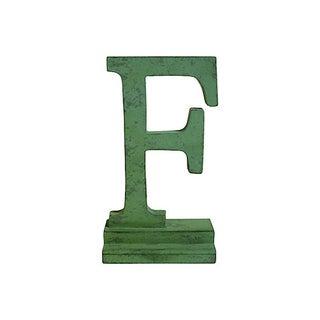 Vintage Letter F For Sale
