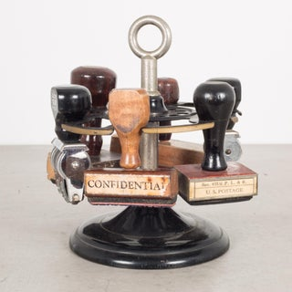 Antique Date Stamp Caddy C.1940 Preview