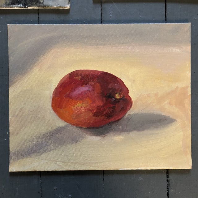Original Contemporary Impressionist Still Life Study Paintings 3 Gallery Wall Collection For Sale - Image 4 of 6