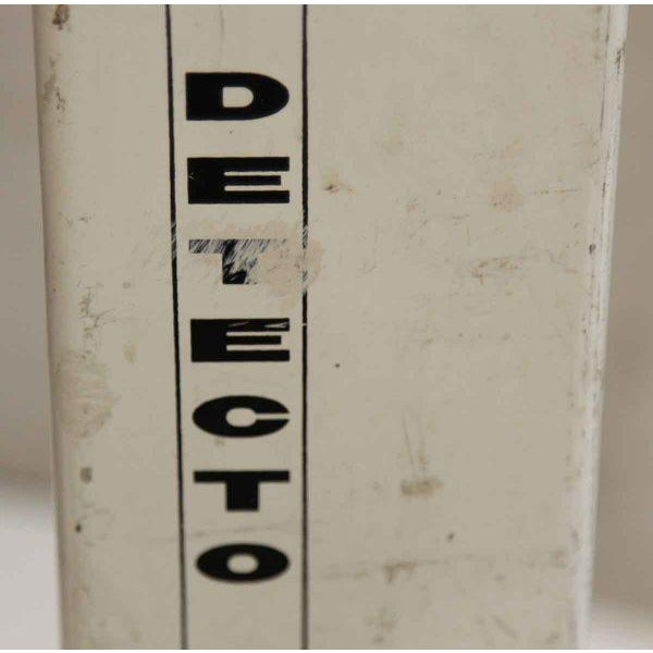 Vintage White Metal Detecto Scale - Image 8 of 10