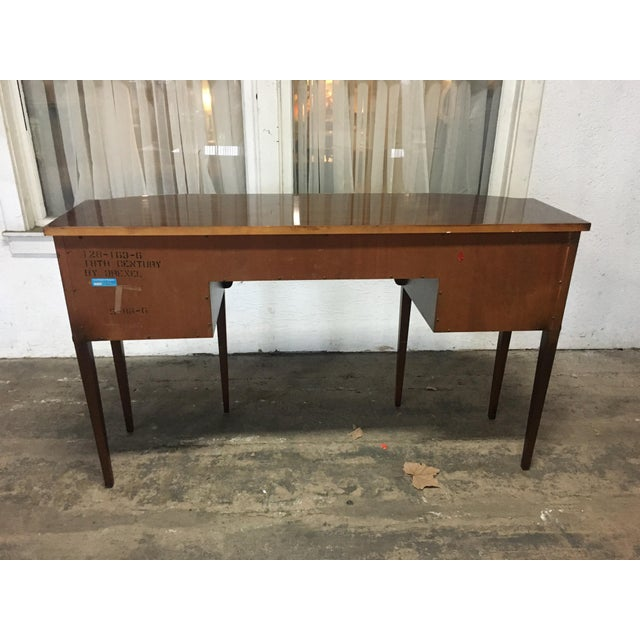 "Mahogany Drexel ""18th Century"" Mahogany Sideboard Buffet For Sale - Image 7 of 9"